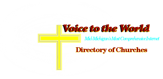 Voice to the World Logo